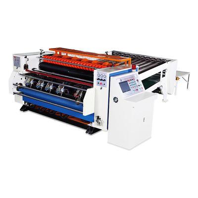 High Speed Single  facer Vertical and Transverse Integration paper sheet cutting machine&cardboard cutting machine